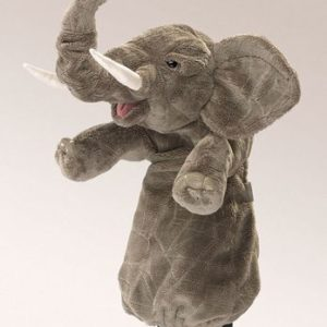 folkmanis Elephant Stage Puppet puppet
