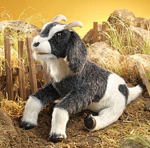 folkmanis Goat puppet
