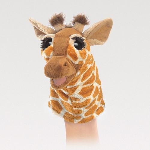 folkmanis Little Giraffe puppet