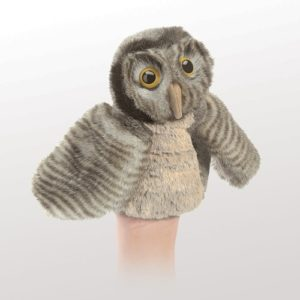 folkmanis Little Owl puppet