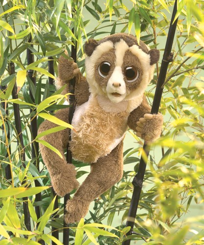 folkmanis Loris Slow puppet