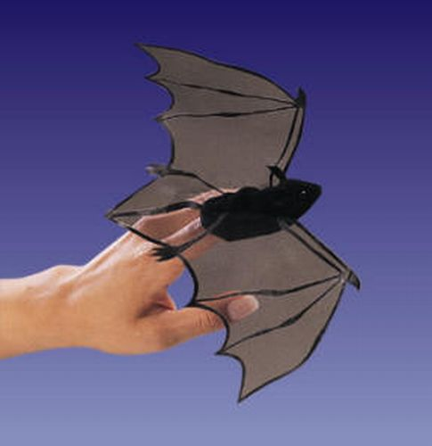 folkmanis Mini Bat puppet