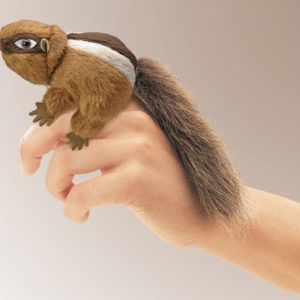 folkmanis Mini Chipmunk puppet
