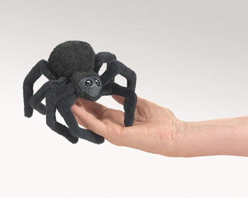 folkmanis Mini Spider puppet